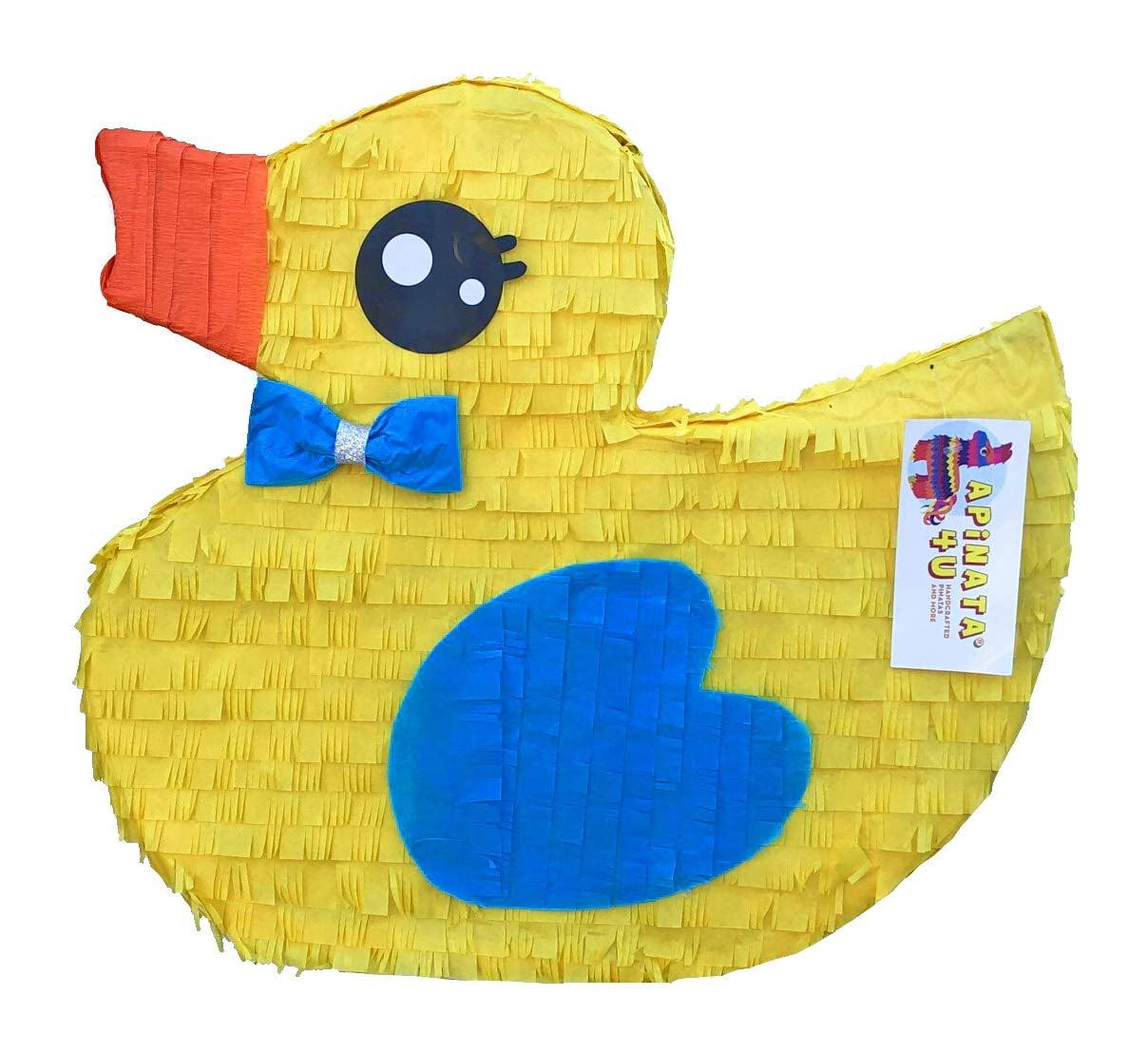 APINATA4U It's a Boy Rubber Duck Pinata for Baby Shower