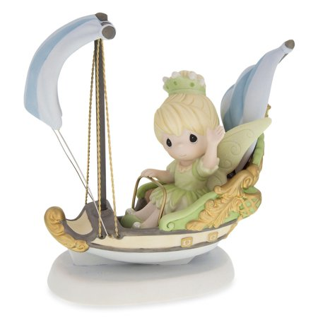 Disney Tinker Bell Imagination Has No Ride Figurine By Precious Moments New - Disney Halloween Figurines Walmart
