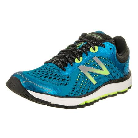 new style daf1a 9df73 catan - new balance men's 1260v7 running shoe, bolt blue/energy lime, 9.5  2e us - Walmart.com