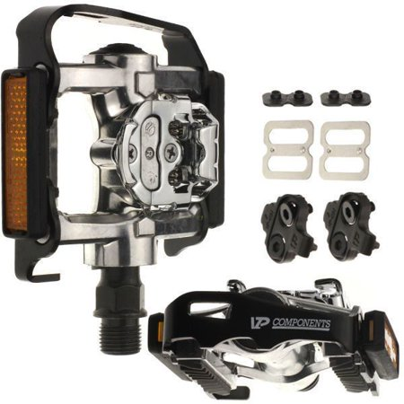 Vp  Mountain City Bike Pedals Multi-Function Shimano SPD