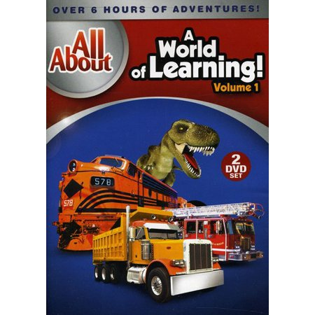 All About: A World of Learning! Volume 1 (DVD)
