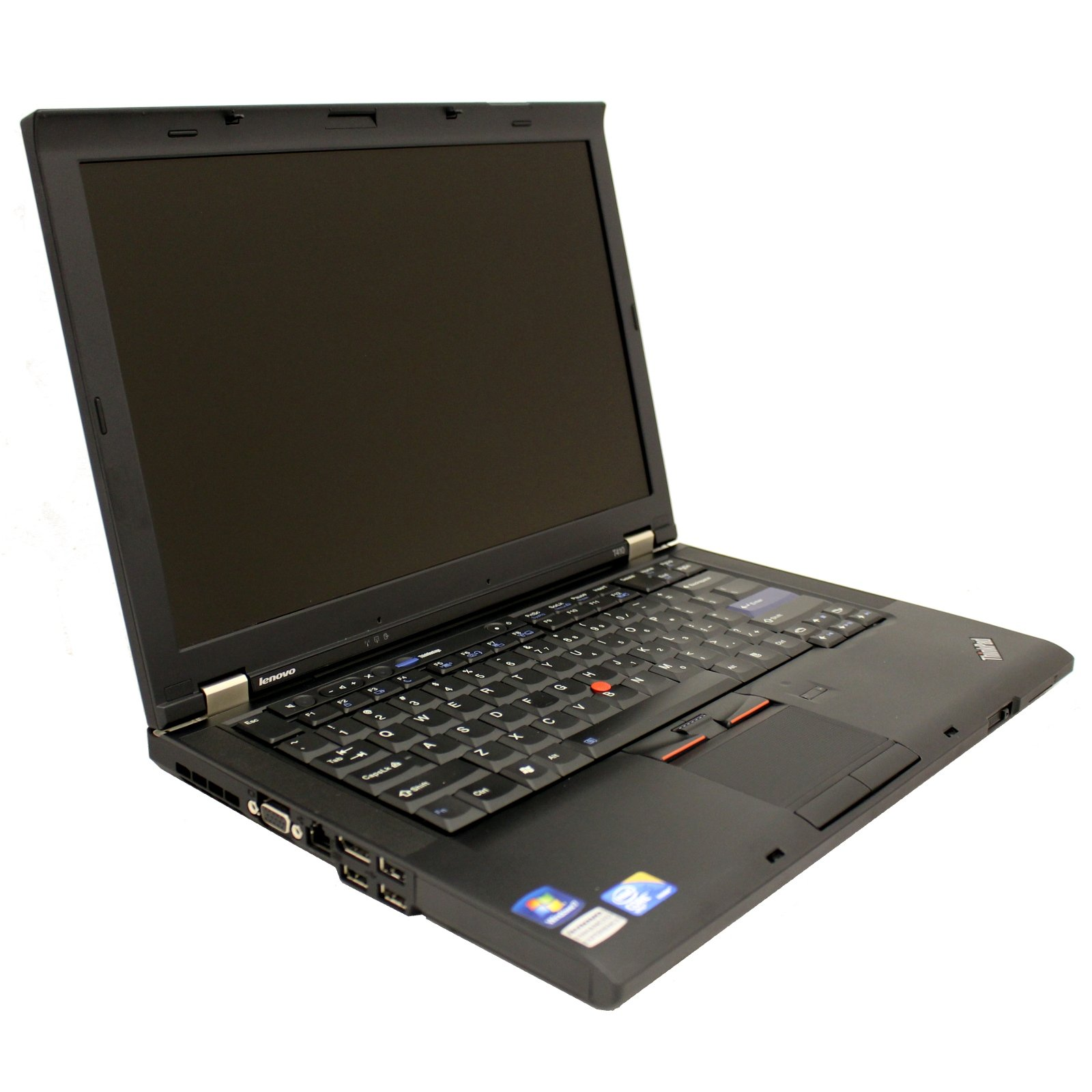 "Refurbished Lenovo ThinkPad T410 14.1"" Notebook Laptop i5-520M 2.4GHz 8GB RAM 120GB SSD DVD-RW WiFi Windows 7 Professional 64-bit"