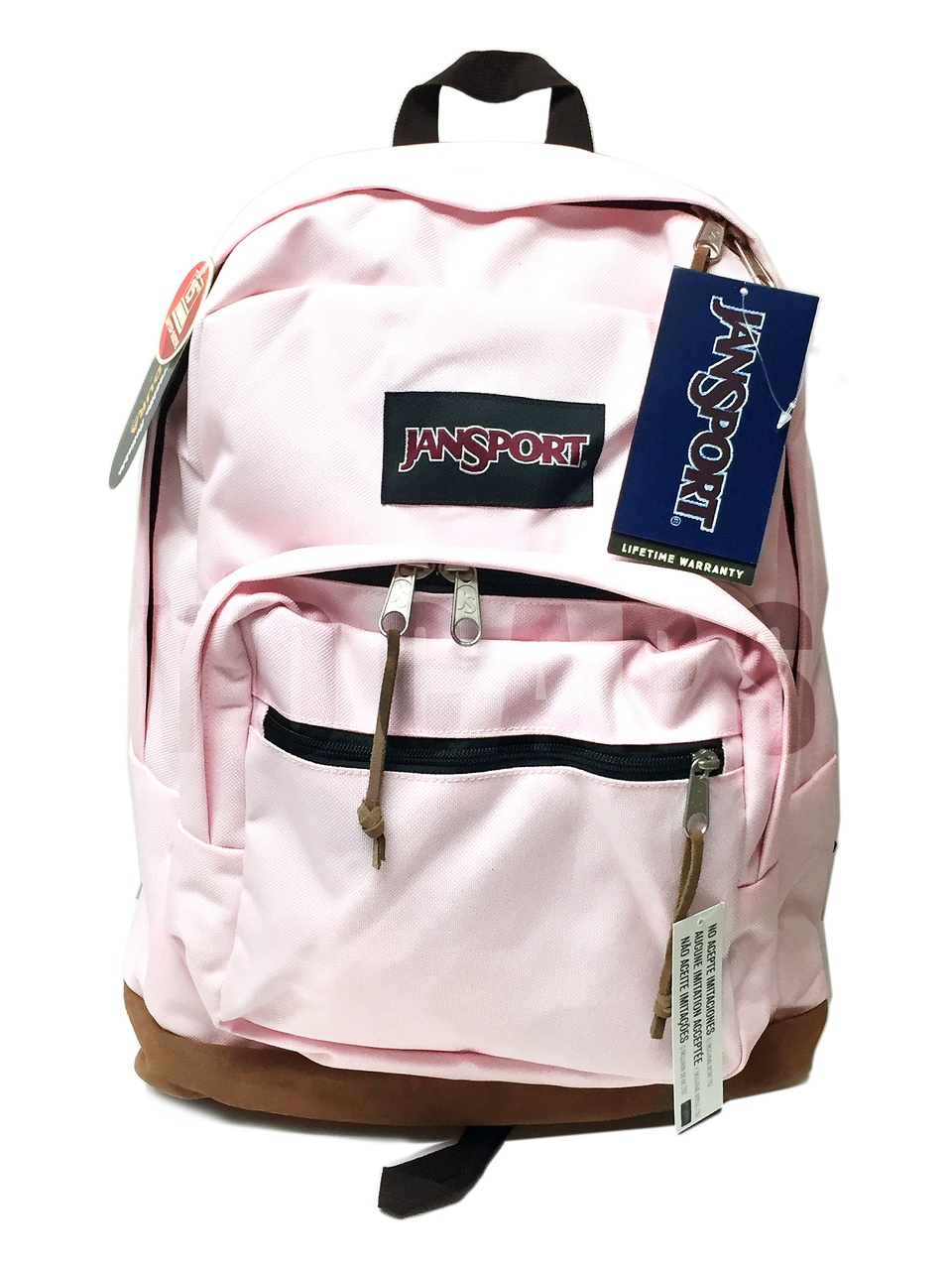 official photos 72d22 abe09 JanSport - JanSport Right Pack School Backpack Pink Brush 15