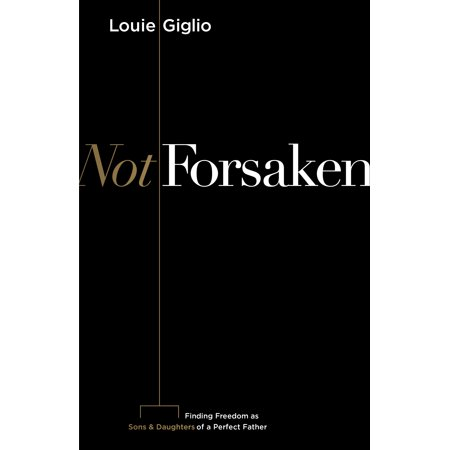 Not Forsaken : Finding Freedom as Sons & Daughters of a Perfect