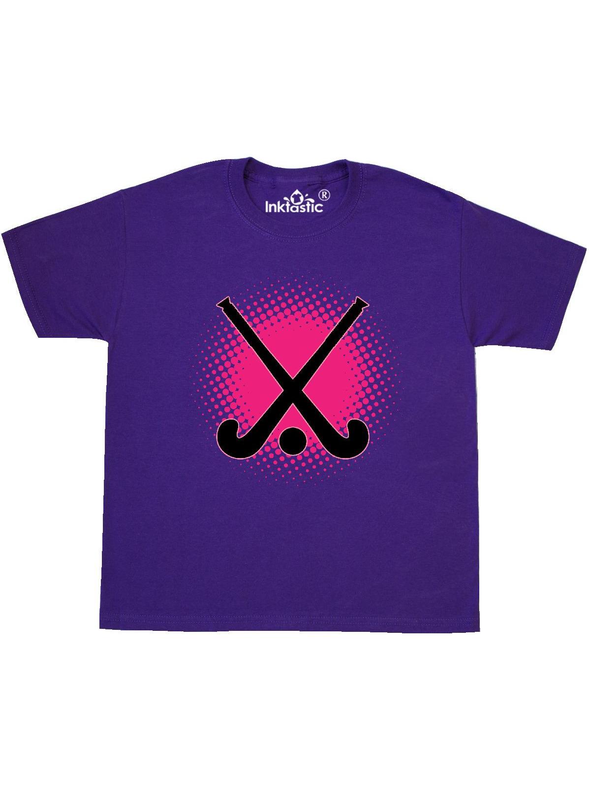 inktastic Field Hockey Team Player Coach Gift Toddler T-Shirt