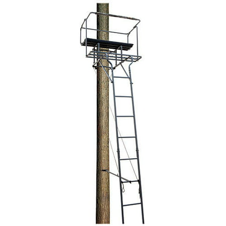 Big Dog Big Bud Ladder Stand ()