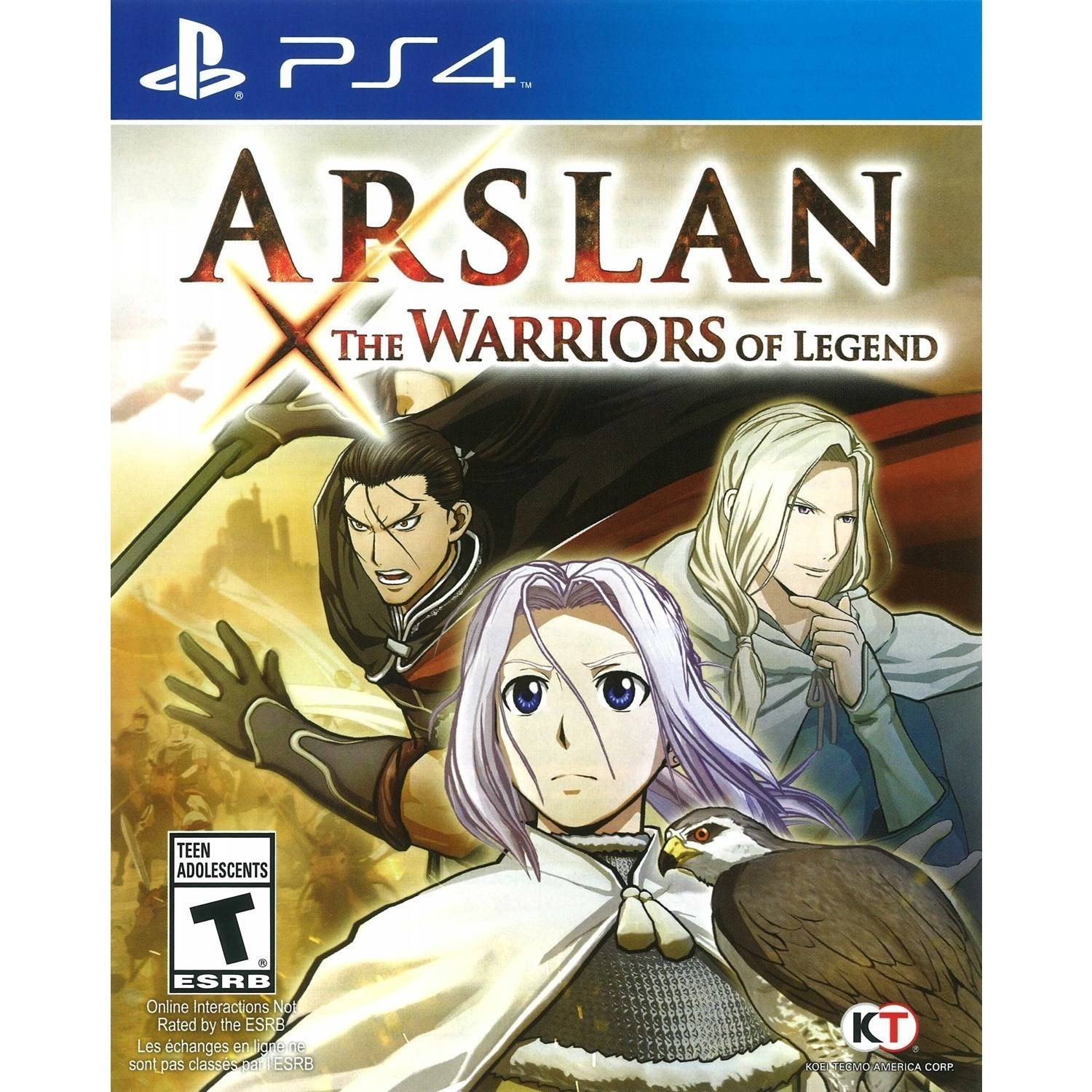 Arslan Warriors Of Legend - Pre-Owned (PS4)