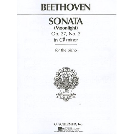 Sonata in C# Minor, Op. 27, No. 2 (