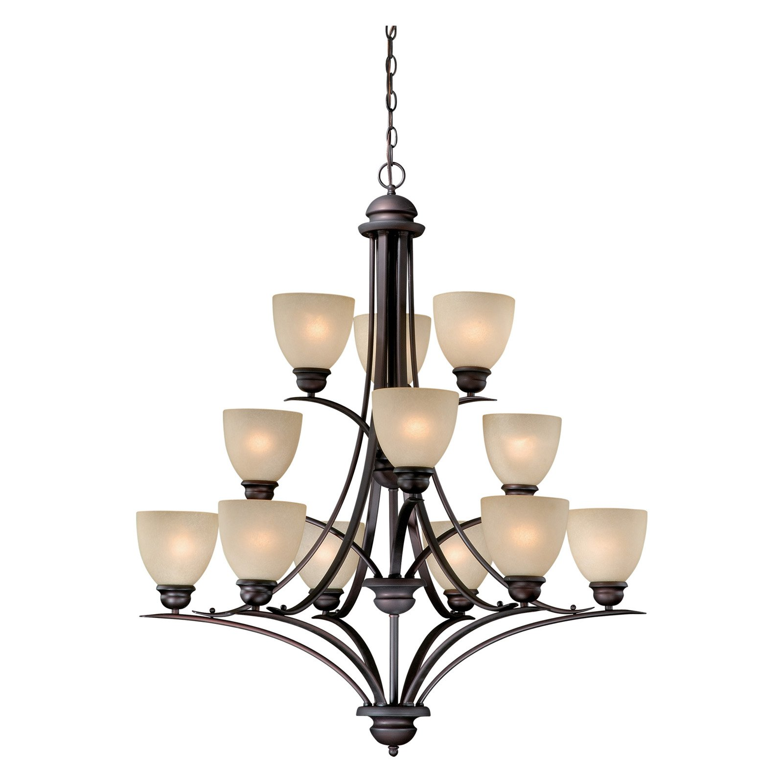Vaxcel Lighting Avalon AL-CHU012 Chandelier