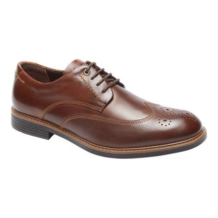 Mens Rockport Classic Break Wingtip Oxford