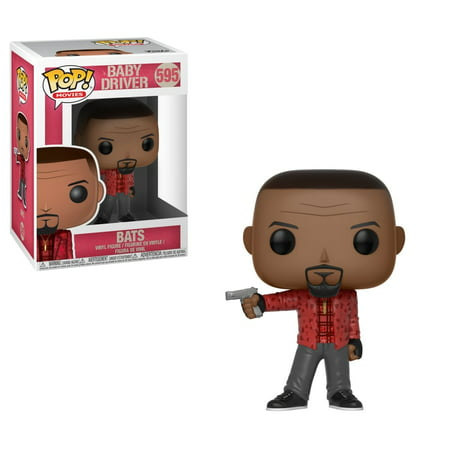 Funko POP! Movies - Baby Driver - Bats