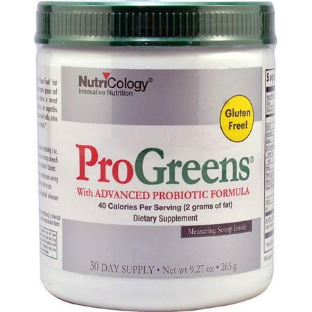 ProGreens Nutricology 9.27 Ounce Powder