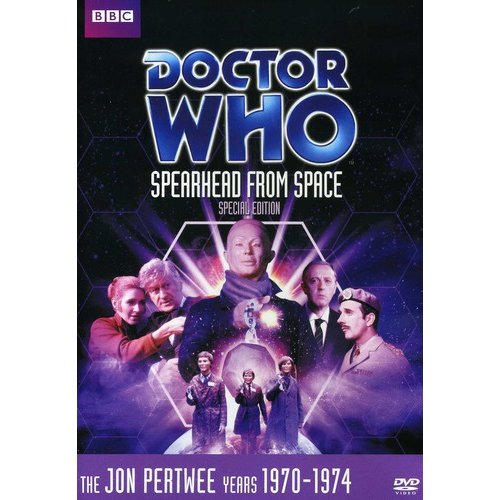 Doctor Who: Ep. 51 - Spearhead From Space (Special Edition) (Full Frame)