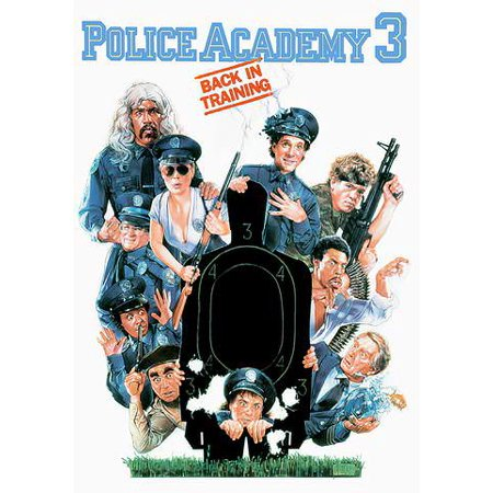 Police Academy 3: Back in Training (Vudu Digital Video on Demand) - Police Academy Graduation Gifts