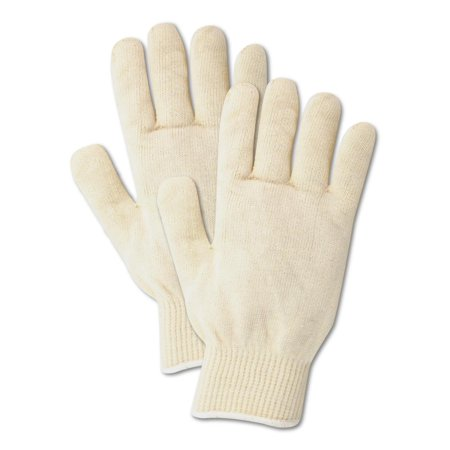Heavyweight Stretch Gloves (Magid TouchMaster Heavyweight Lisle Machine Knit Gloves, 12 Pairs )
