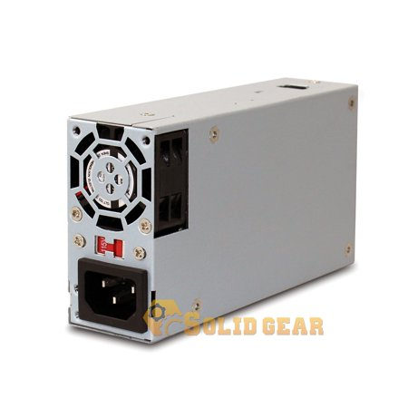Solid Gear 174375 Power Supply Sdgr-flex220 220w Flex-atx Solid Gear 40mm Fan Brown Box