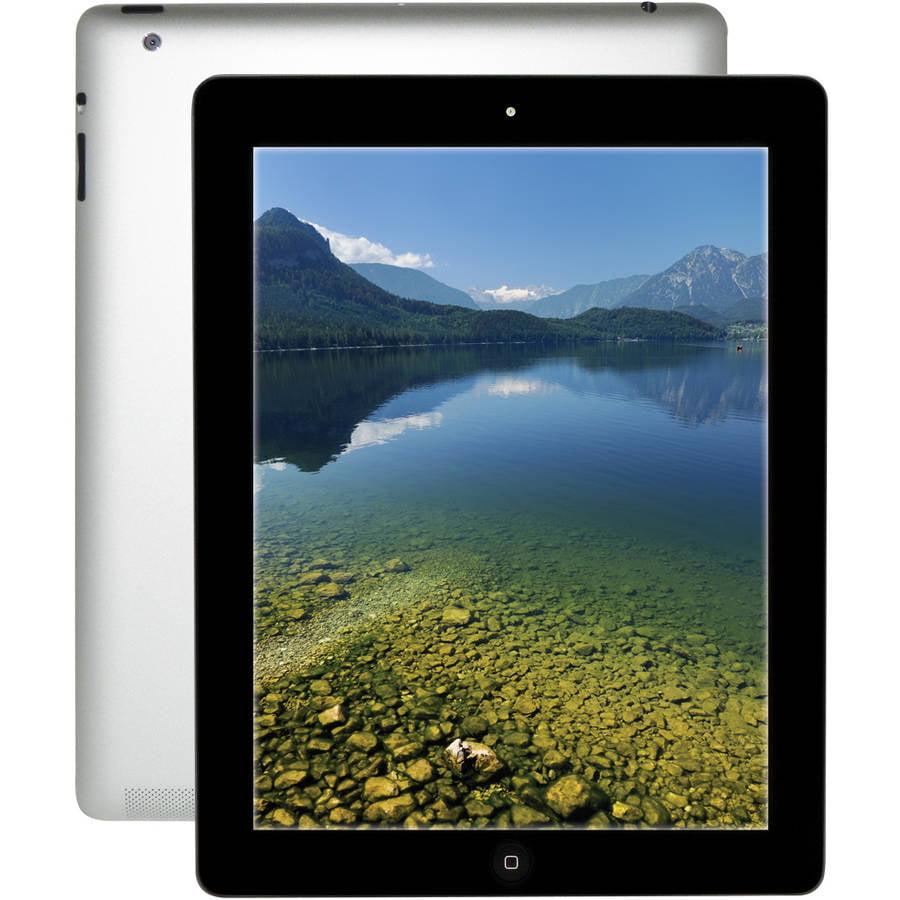 Apple iPad 2 16GB Wi-Fi Refurbished Black with 1 Year Warranty