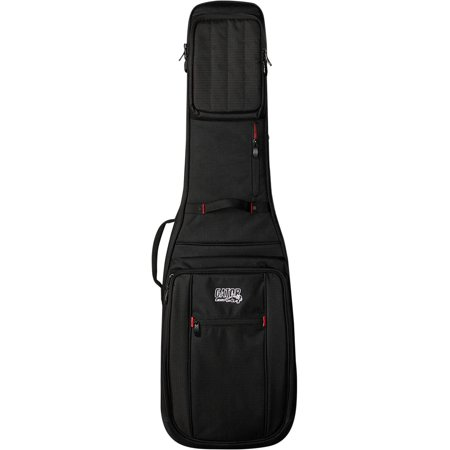 Gator G Pg Bass 2X Progo Series Ultimate Gig Bag For 2 Bass Guitars