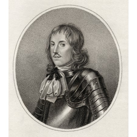 John Robartes 1St Earl Of Radnor 1606  1685 English Politician And Army Officer From The Book A Catalogue Of Royal And Noble Authors Volume Iii Published 1806 Posterprint