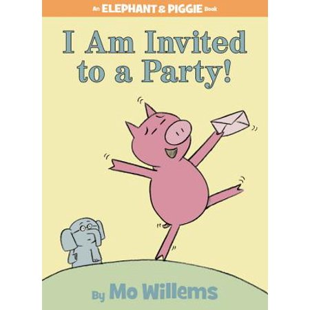 I Am Invited to a Party! (an Elephant and Piggie Book) (Hardcover)](You Are Invited To A Halloween Party)