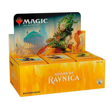 Magic The Gathering Guilds of Ravnica Booster -