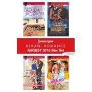 Harlequin Kimani Romance August 2016 Box Set - eBook