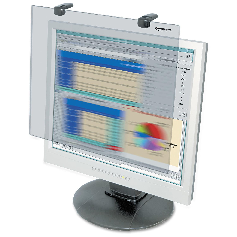 """Innovera Premium Antiglare Blur Privacy Monitor Filter for 15"""" LCD"""