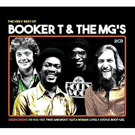 Very Best Of Booker T & The MGs (CD)