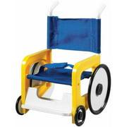 Children's Factory Special Needs Equipment for Dolls, Wheelchair