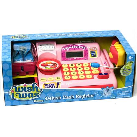 Cash Register, Pink - Walmart.com