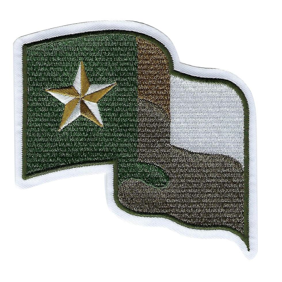 Texas Rangers 2018 Memorial Day USMC Logo Patch - No Size
