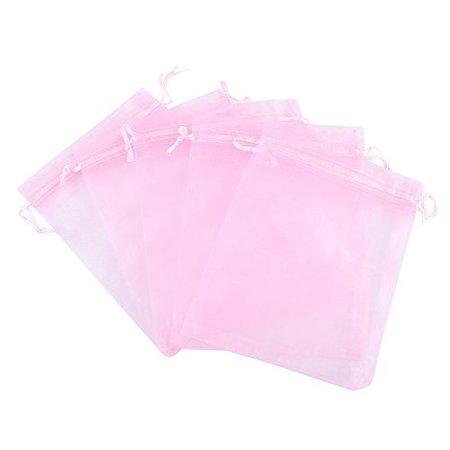 ... 3x4 Organza Bags Wedding Sheer Organza Favor Bags Jewelr - Walmart.com