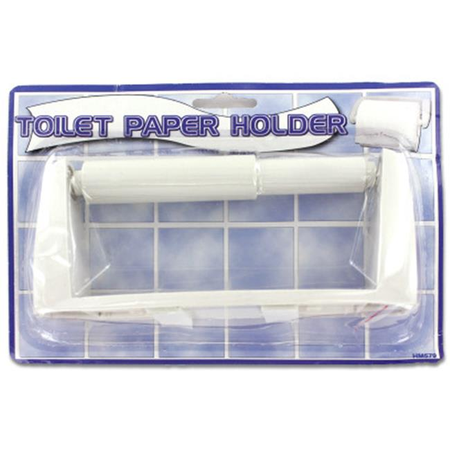 Bulk Buys Toilet Paper Holder - Case of 12