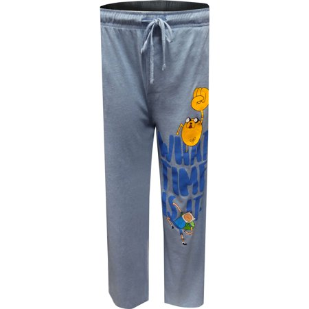Adventure Time Jake and Finn Lounge Pants