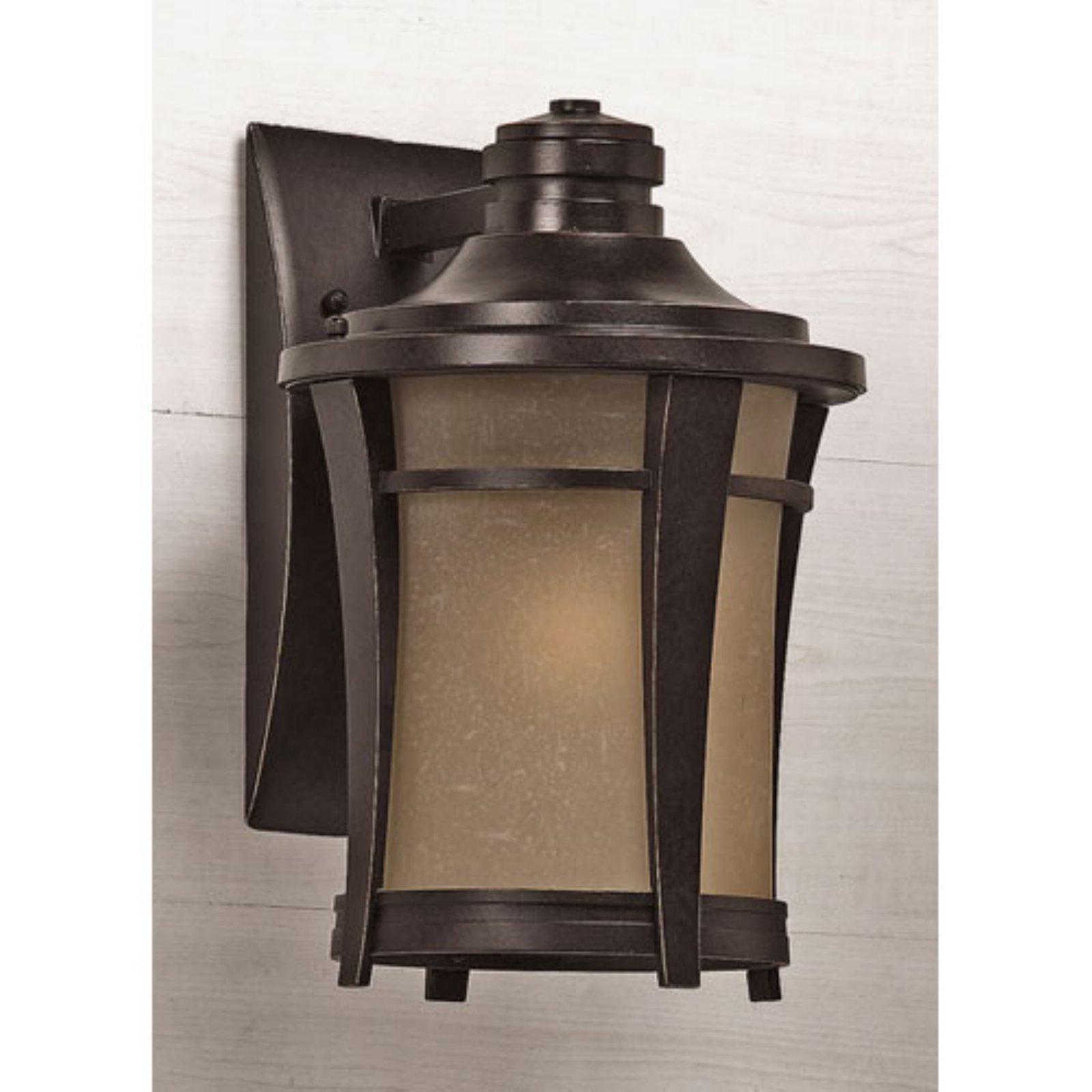 Quoizel Harmony HY8409IB Outdoor Wall Lantern