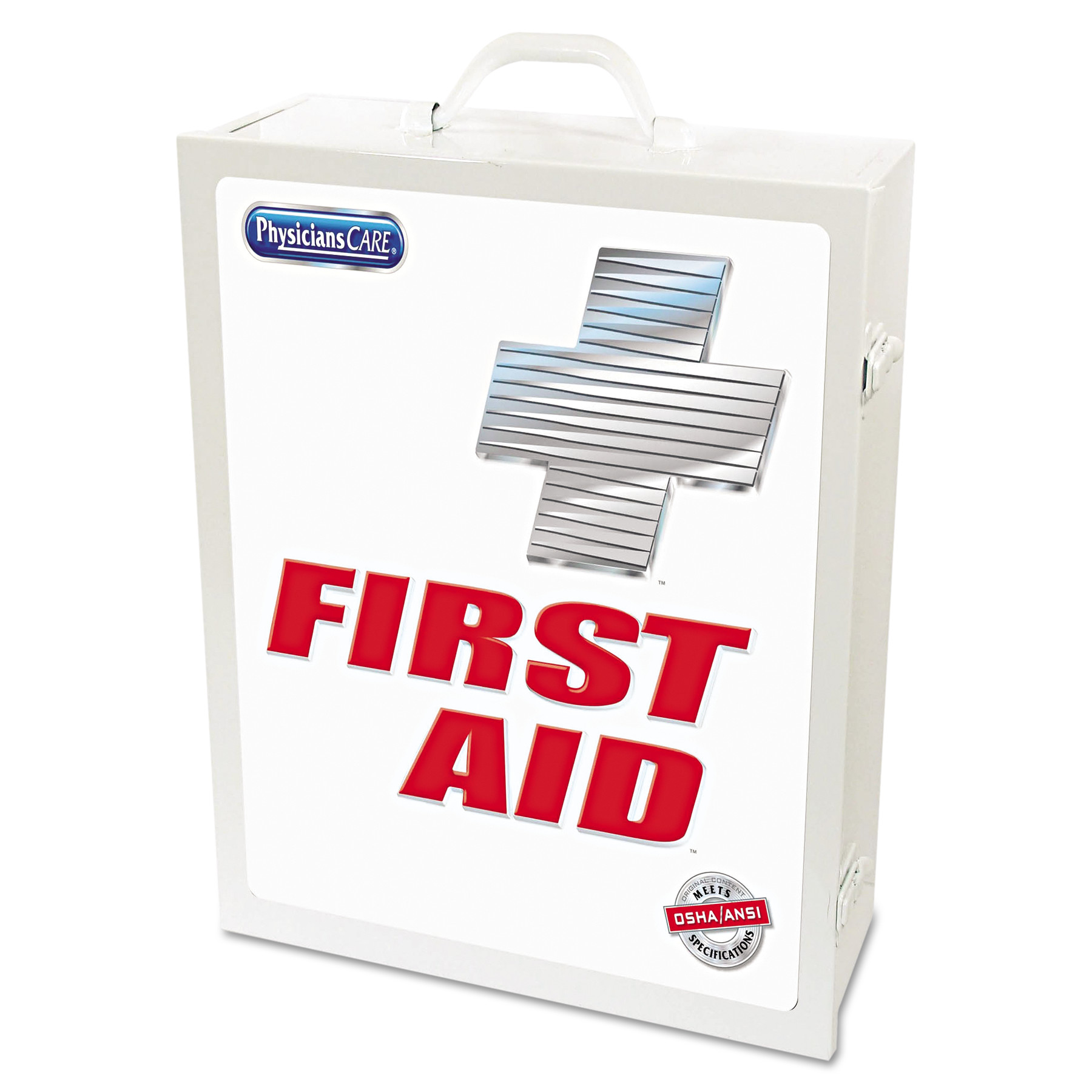 PhysiciansCare by First Aid Only Industrial First Aid Kit for 150 People, 1217 Pieces/Kit