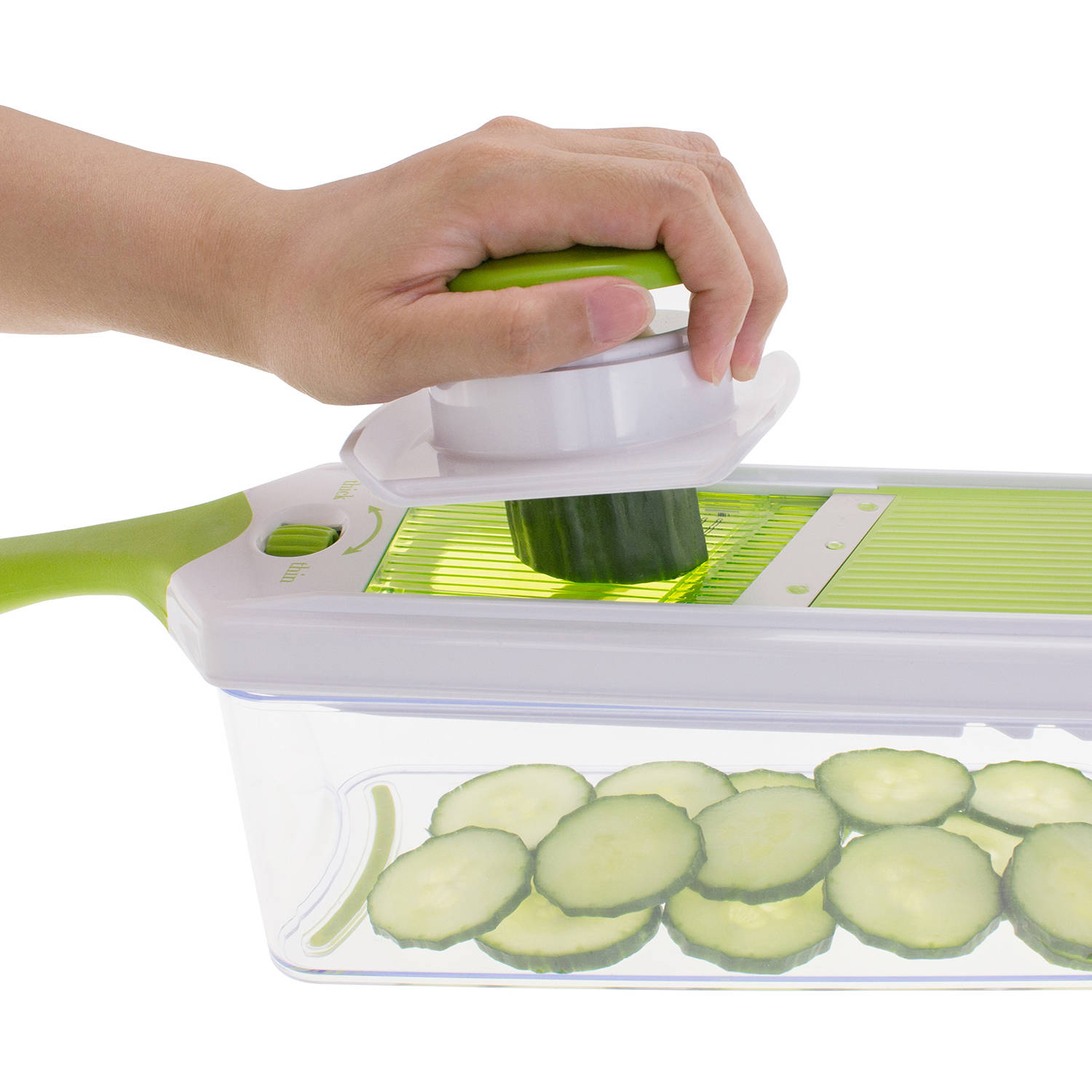 Freshware 4 In 1 Onion Vegetable Fruit And Cheese Chopper With