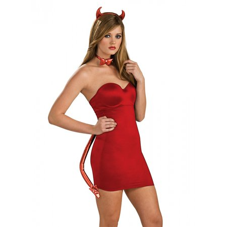 Glitter Devil Kit Adult Costume Accessory