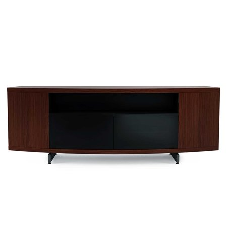 BDI Sweep 8438CWL Chocolate Stained Walnut Home Theater Cabinet