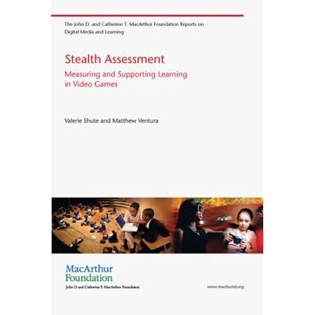 Stealth Assessment : Measuring and Supporting Learning in Video Games