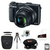 Canon PowerShot G1 X Mark II Digital Camera with 32GB Del...