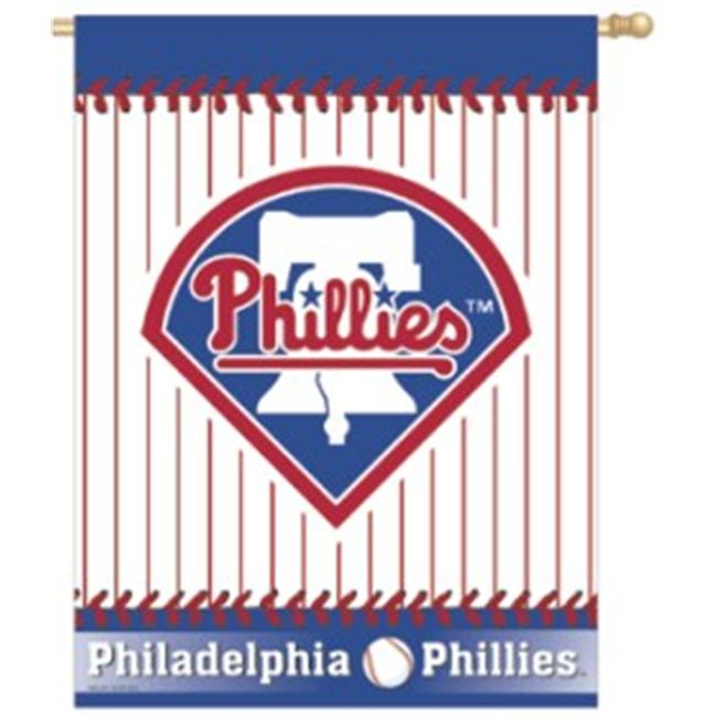 Philadelphia Phillies 27''x37'' Banner