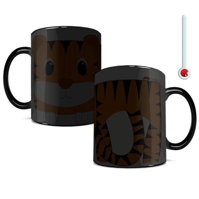 Trend Setters MMUG119 Tiger Morphing Heat Sensitive Mug