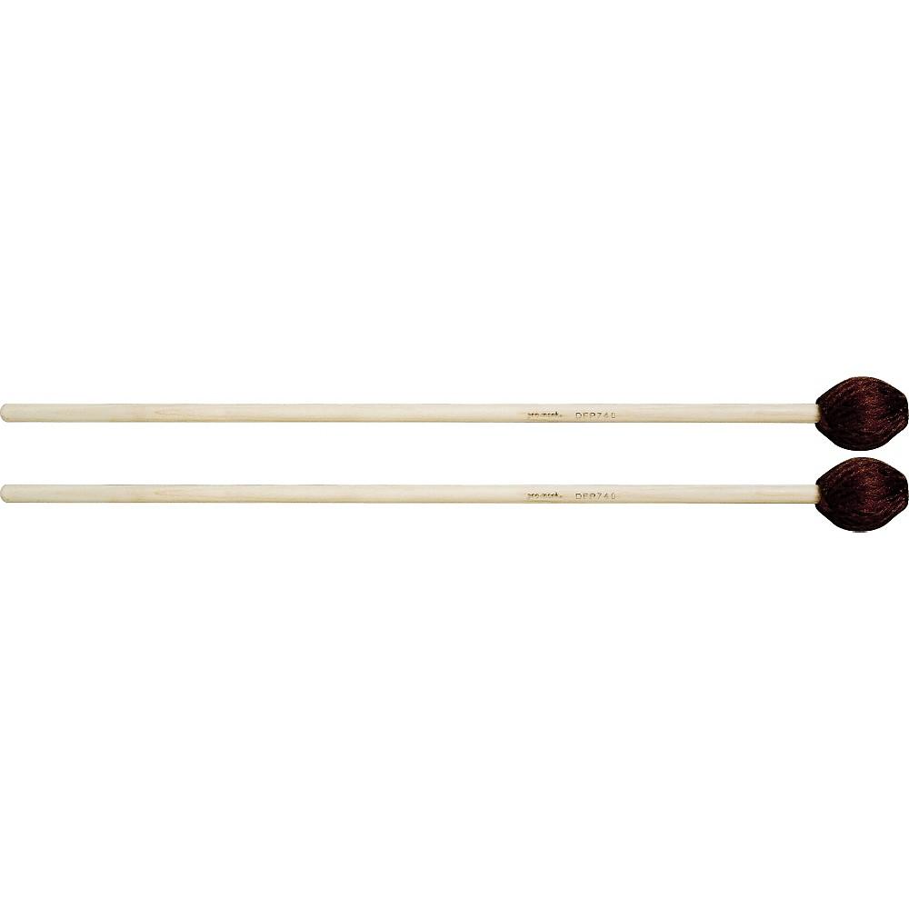 PROMARK Dan Fyffe Educational Series Mallets Dfp710 Birch Handle With Extra-Soft Yarn Head Dfp740 Birch Handle With Medium-Hard Yarn Head
