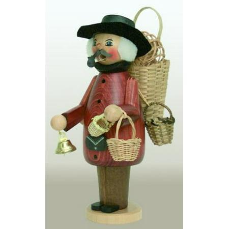 - Basket Vendor German Christmas Incense Smoker Made in Germany New Burner