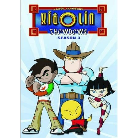 Xiaolin Showdown: Season 3 (DVD)