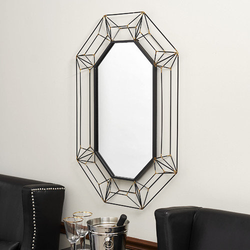 Household Essentials Large Wall Mirror