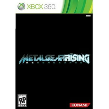 Metal Gear Rising Revengeance Walmart Exclusive Instrumental Soundtrack (XBOX (Metal Gear Hd Collection Xbox 360 Review)