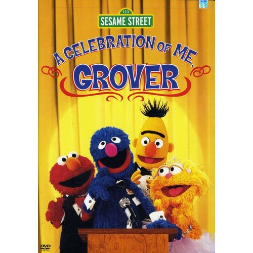 Sesame Street: A Celebration Of Me, Grover (Full Frame)
