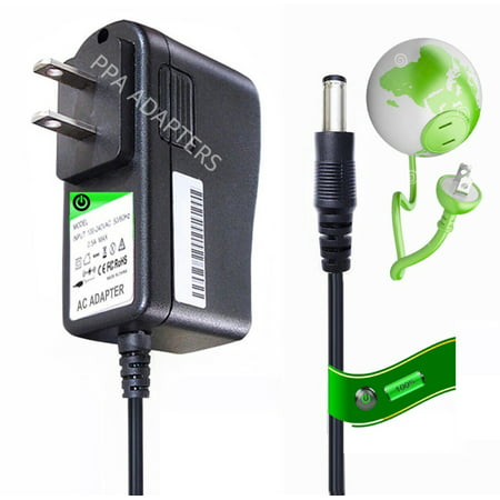 6V Circle Style Charger For Power Wheels Ride On Car 6 Volts Fits Many (Fits Cat)